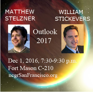 Matthew Stelzner and William Stickevers