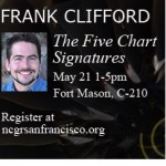 Frank Clifford - The Five Chart Signatures