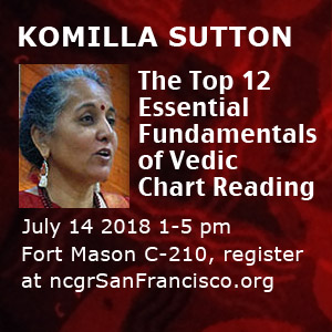July 14 2018 Komilla Sutton at Fort Mason