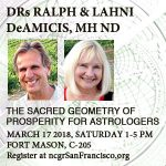 March 17 2018 Drs Ralph & Lahni DeAmicis