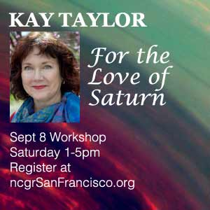 Kay Taylor Sept 8, Fort Mason