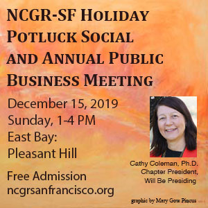Dec 15 NCGR SF Social and Public Business Meeting