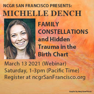 Michelle Dench 03-20-2021 NCGR-SF